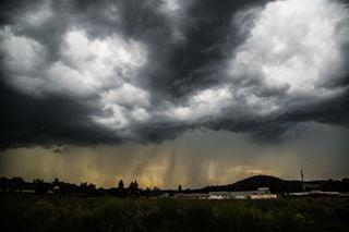 Las tormentas irrumpirán con fuerza en el este peninsular