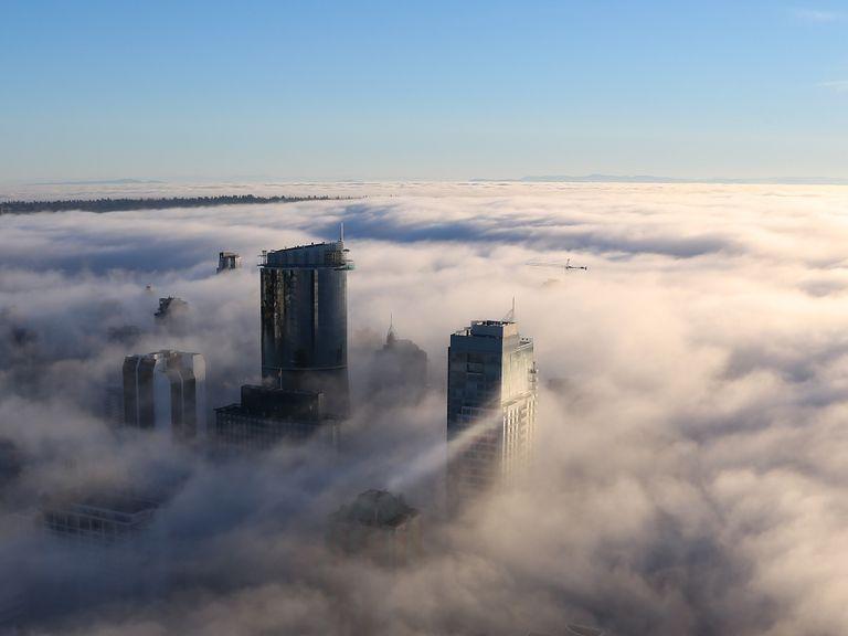 Ley de aire limpio. Londres y Donora