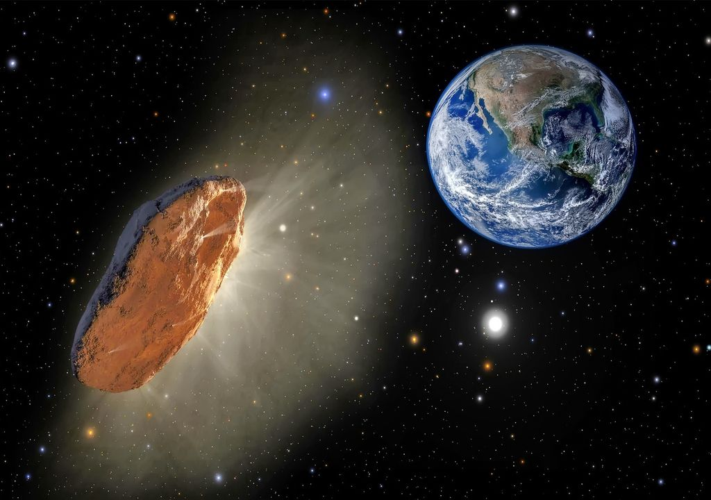 Exo-Pluto 'Oumuamua