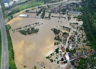 Le réchauffement climatique responsable des inondations en Europe !