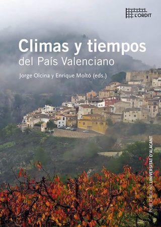 Libro: Climas y tiempos del País Valenciano