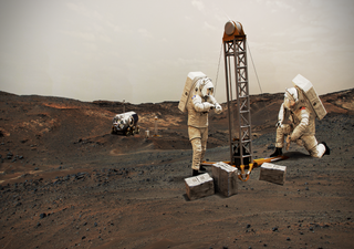 Life on Mars: UK scientists aiding NASA in new mission