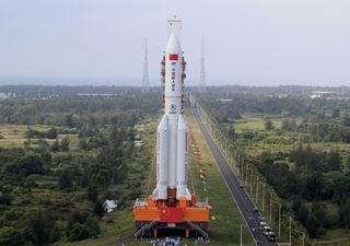 Lixo espacial: módulo de foguete de 20 toneladas cai na Terra