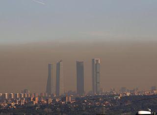 Llega el buen tiempo y la contaminación