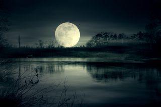 ¡Llega la primera superluna del año!