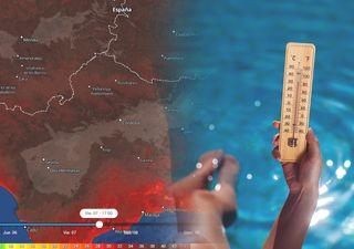 ¿Llega la segunda ola de calor del año? La primera batió récords
