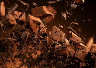 Kurios: Schokoladen-Regen in einem Schweizer Dorf!