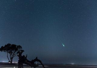 ¿Te la perdiste? Lluvia de estrellas continuará iluminando las noches