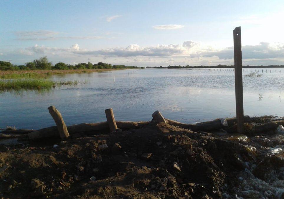 Lluvia Inundación Tormenta