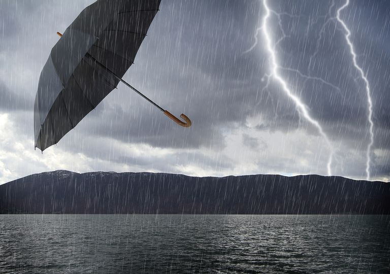 Viento paraguas