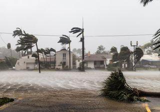 Lluvias intensas y posibles inundaciones en México