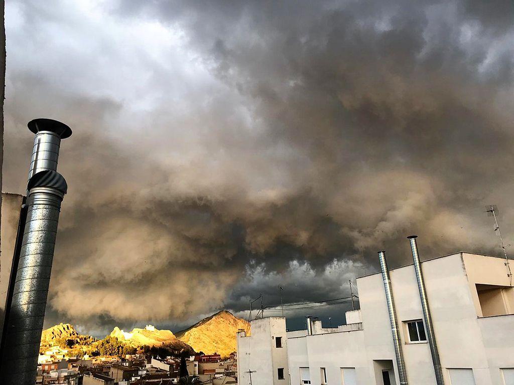 tormenta Murcia
