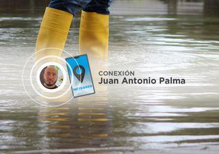 Lluvias torrenciales e inundaciones para el sureste de México