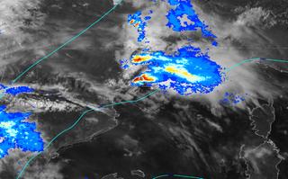 Lluvias torrenciales golpean Gard: en horas cayó lo de dos meses