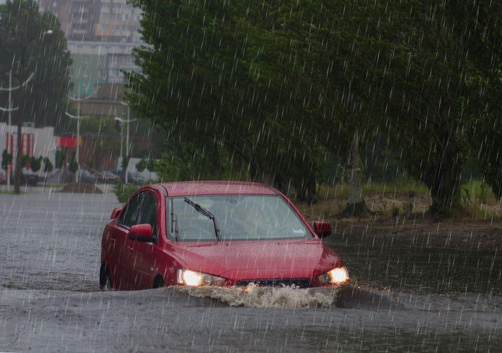 Seguirán aumentando lluvias en México
