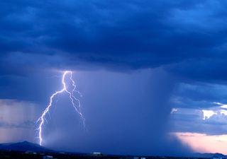 Lluvias y fuertes tormentas en próximos días