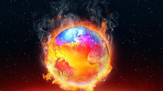 Lo Riesgos De La Tierra Con El Efecto Invernadero: 'hothouse Earth'