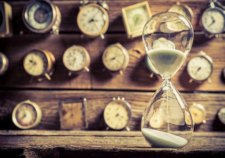 cristales de tiempo