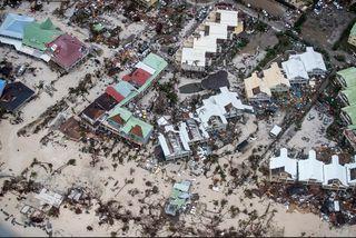 Los desastres naturales dominaron las noticias en 2017