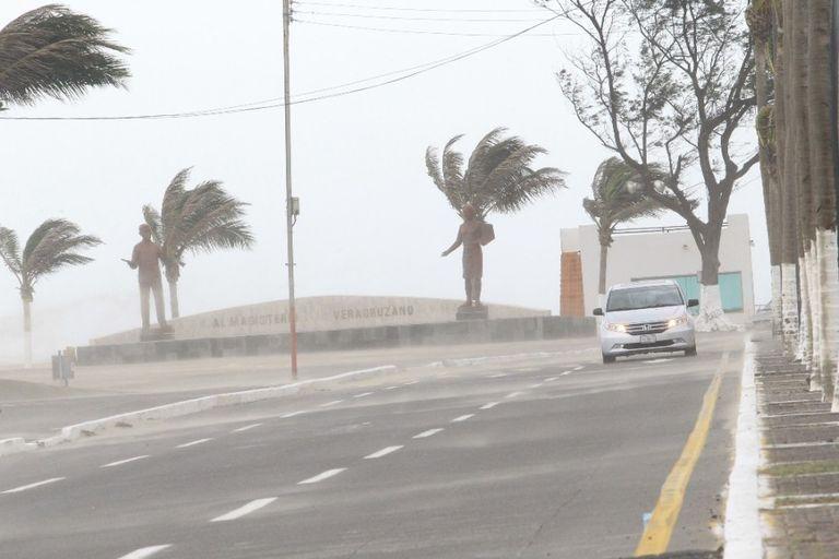 """Evento """"Norte"""" en Veracruz"""