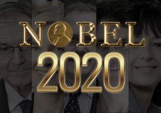 Los ganadores del Premio Nobel en física y química 2020