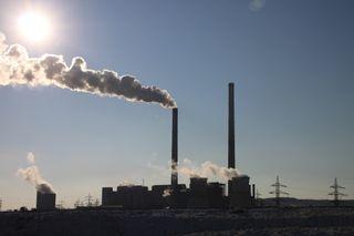Los gases efecto invernadero a menos en España