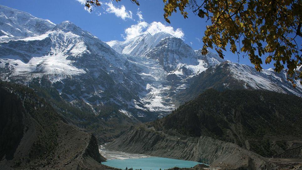 Los glaciares son embalses naturales de agua