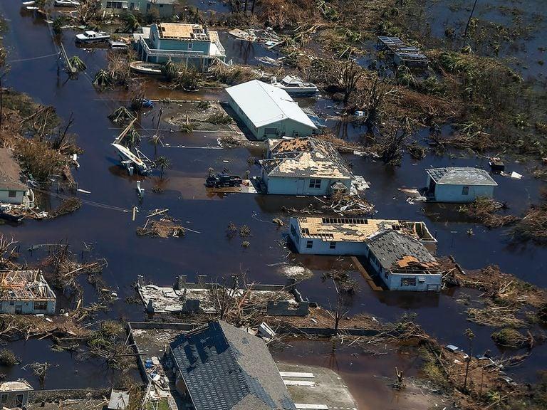 Los huracanes más devastadores de la historia