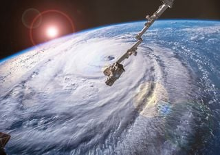 It may seem impossible but hurricanes have positive effects