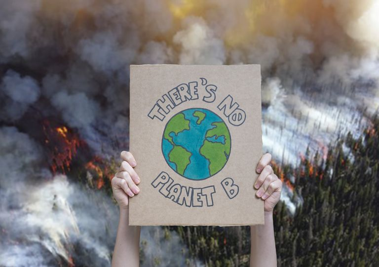 CO2 e incendios
