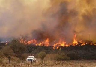 Waldbrände in Argentinien: 2 Todesopfer!