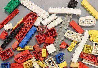 Los ladrillos LEGO podrían perdurar en el océano hasta 1.300 años