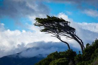 Los lugares más ventosos del mundo