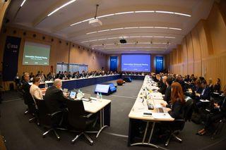 Los ministros respaldan la visión para el futuro de Europa en el espacio