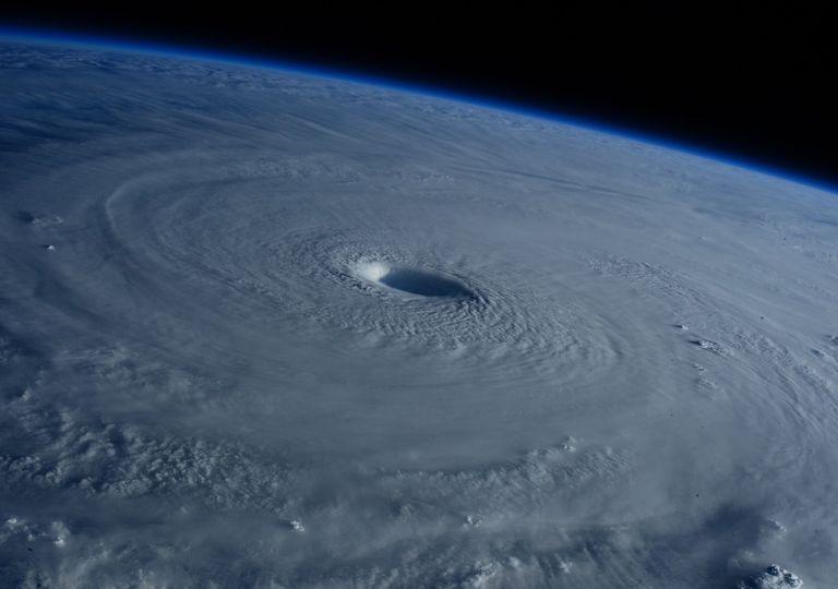 Huracan, Cambio Climatico, Ciclon Tropical, Temperatura, Desastres Naturales