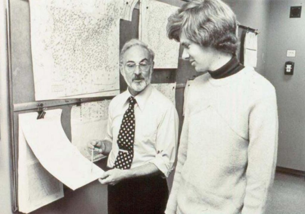 Pintores y analistas de mapas