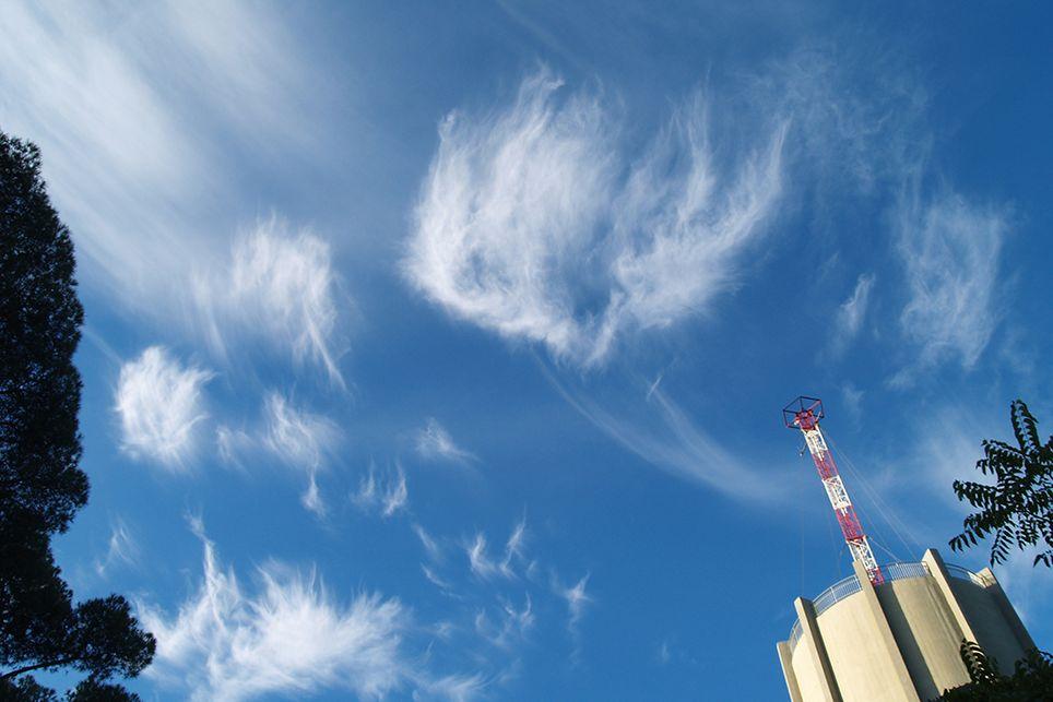 Los secretos de las nubes altas