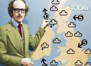 Los símbolos meteorológicos