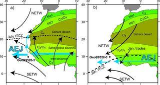 Los Sistemas Convectivos de Mesoescala y las lluvias en el Sahel