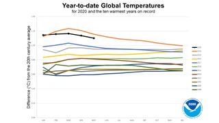 Los stripes o códigos de barras de colores: el calor continúa en 2020