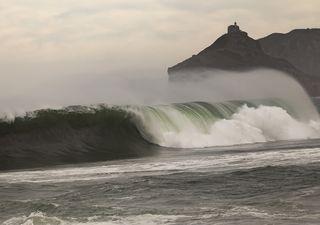 El Cantábrico, una de las zonas del mundo más expuestas a temporales