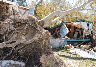 Louisiana en Estados Unidos en el ojo del Huracán