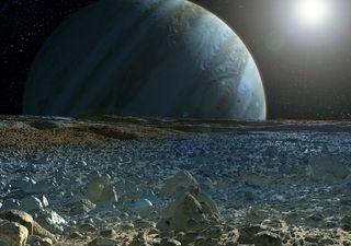 Luna de Júpiter es el mejor lugar para buscar vida fuera de la Tierra