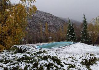 Luego de la nieve y las lluvias, se acentúa el frío en el país