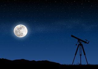 Luna del Cazador y oriónidas: una coincidencia maravillosa, muy pronto