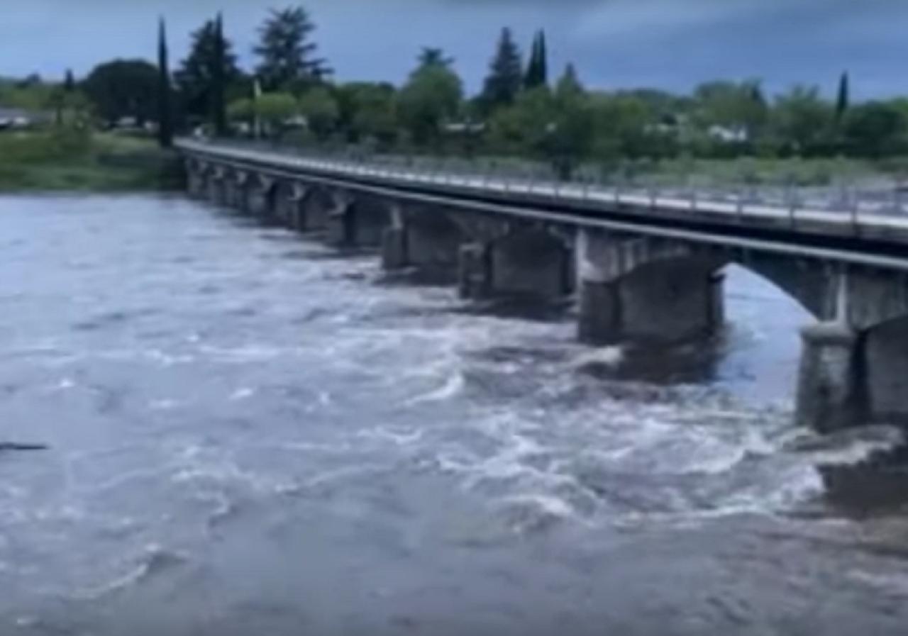 Unwetter in Frankreich: Schwere Überschwemmungen auch bei uns?