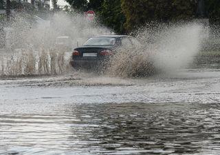 Mañana las lluvias podrán ser muy fuertes a orillas del Mediterráneo
