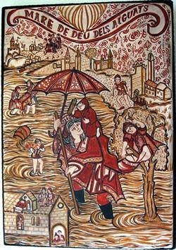 Mare de Déu dels Aiguats (Nuestra Sra. del Aguacero)