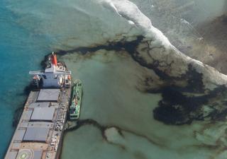 Maré Negra: consequências para o ambiente