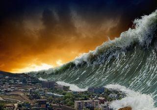 De que fatores depende a altura de um maremoto?